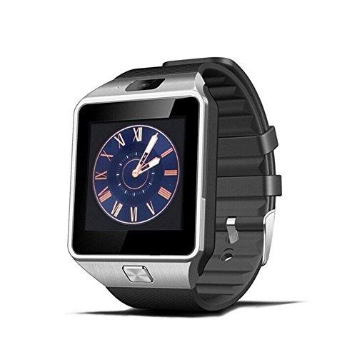 Cheap U_like 1.54inch HD TFT Touch Screen DZ109 Smart Watch