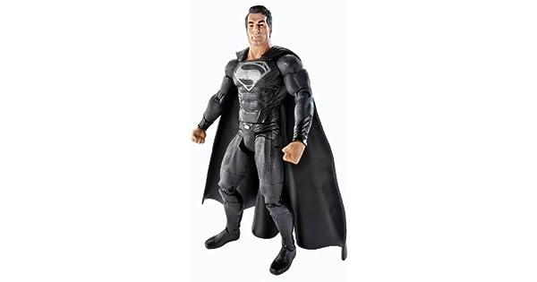 Amazon.com: Superman Man of Steel Movie Masters Superman con ...