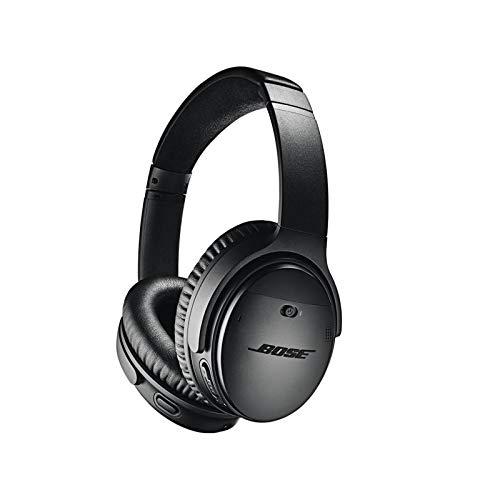 Bose® - QuietComfort 35 Wireless Noise Cancelling Headphones II - Black