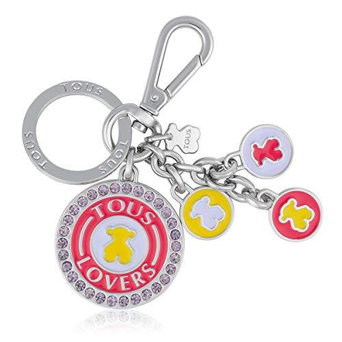 Tous Llavero Lovers Medals Multi: Amazon.es: Joyería