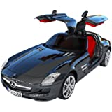 Silverlit Bluetooth Mercedes SLS Remote Controlled Vehicle, 1:16 Scale