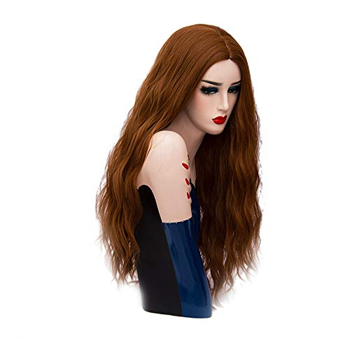 LONGLOVE European and American Fashion, Large Scalp Long Curly Hair (20) by LONG LOVE (Image #1)