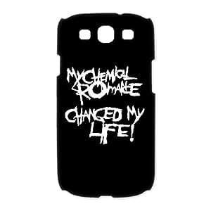 Custombox My Chemical Romance Samsung Galaxy S3 I9300 Case Hard Case Plastic Hard Phone Case for Samsung Galaxy S3-Samsung Galaxy S3-DF01474