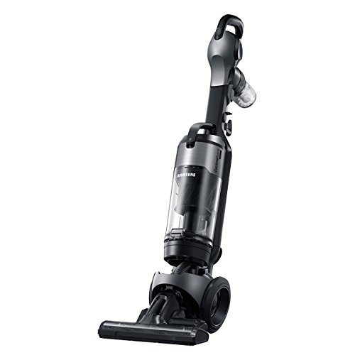 Samsung VU7000 Motion Sync Bagless Upright Vacuum with Fully Detachable Handheld (Renewed) by Samsung