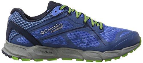 Columbia Mens Scarpe Da Trail Running, Caldorado Ii Blu