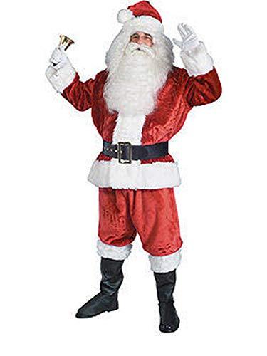 Imperial Santa Suit (Crimson) XL Costume ()