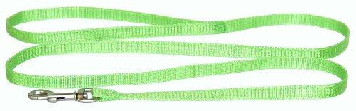 Hamilton Snag Proof Cat Braided Leash, 3/8-Inch by 4-Feet, Lime Green