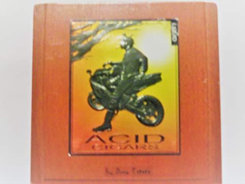 - Cigar Box Craft Acid Cigars by Drew Estate Wooden Cigar Box