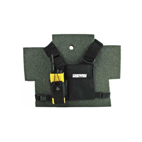 Conterra Adjusta-Pro Radio Chest Harness from Rescue Essentials, Outdoor Stuffs