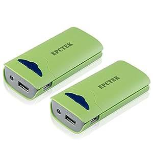 Trademarket : Pack 2 unidades 2600mAh Mini USB External Battery para Samsung ...