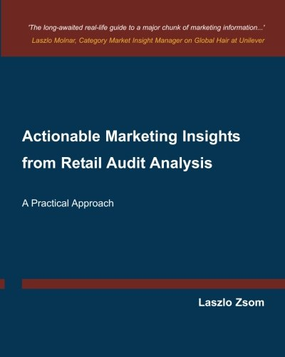 Actionable Marketing Insights from Retail Audit Analysis: A Practical Approach pdf
