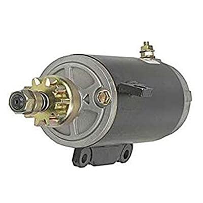 NEW JOHNSON MARINE STARTER FITS 46-937 MGL4008 MGL4108 5372X 383575 384194 384914 46-2034 46-937 MGL4008 MGL4108: Automotive
