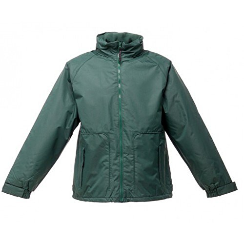 Regatta Hudson, Chaqueta Unisex Adulto Bottle Green