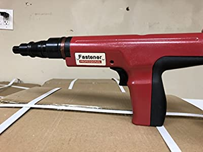 FASTENER FST360 Semi-automatic powder-actuated tool kit