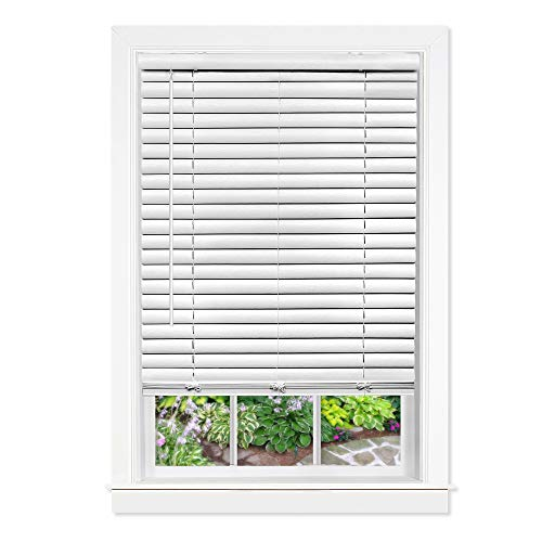 Venetian Window - Achim Home Furnishings Cordless GII Luna 2