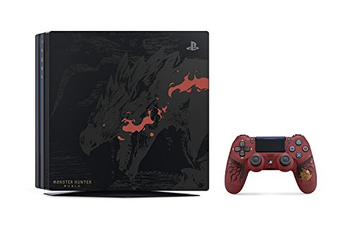 PlayStation 4 Pro MONSTER HUNTER: WORLD LIOLAEUS EDITION 3