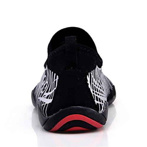 Piscine Sport Aqua 39 Sole Chaussures Femmes Séchage Hommes pour Barefoot Argent Durable Color Plage Rapide Water Chaussures Unisexe Shoes Taille À Léger w1Tz6v1fq