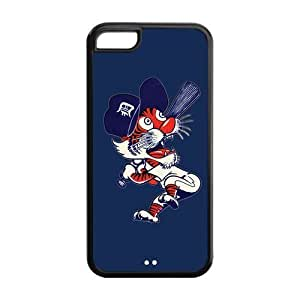 Customize Detroit Tigers MLB Back For SamSung Note 4 Case Cover JN5C-1211