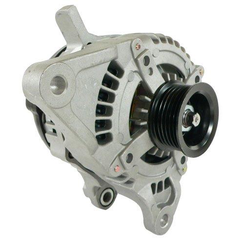 DB Electrical AND0405 New Alternator For 5.7L 5.7 6.1L 6.1 Jeep Commander 06 2006, Grand Cherokee 5.7L 5.7 05 06 2005 2006, 6.1L 6.1 Hemi VND0405 56044380AC 56044380AH 421000-0360 VDN11500201-A
