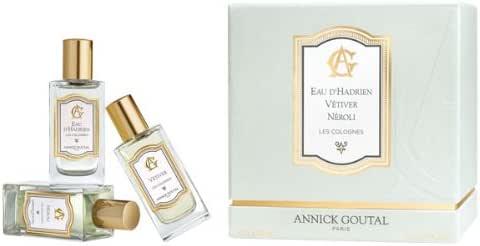 Annick goutal Les cologgnes Eau de Colonia spray Set de regalo 50 ml – Pack de 3: Amazon.es: Belleza