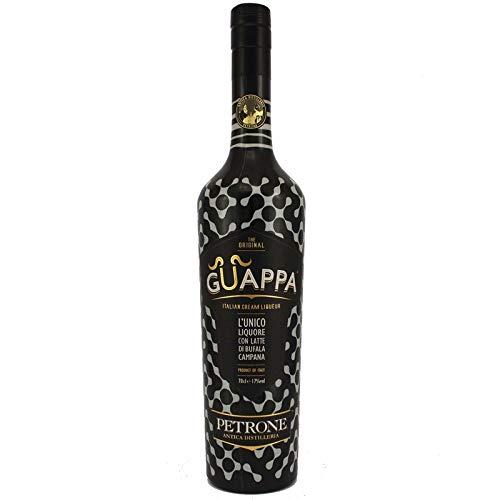 """GUAPPA - licor con leche de búfala""""Magnum 150 Cl""""."""