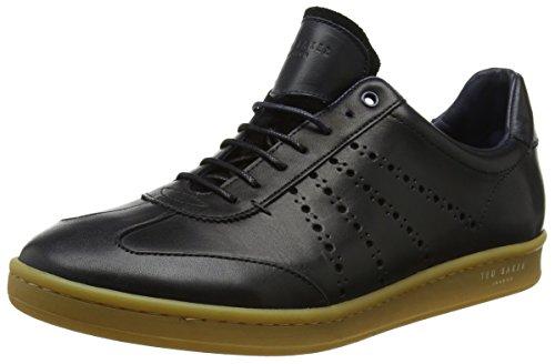 Orlee Herren Ted Black Schwarz Sneaker Baker qzPBTwBYE