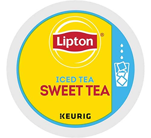 Keurig Tea and Ice Tea Pods K-Cups 18/22 / 24 Count Capsules ALL BRANDS/FLAVORS (Twinings/Chai/Celestial/Lipton/Tazo/Diet Snapple) (12 Pods Sweet Iced Tea) -  Globalpixels