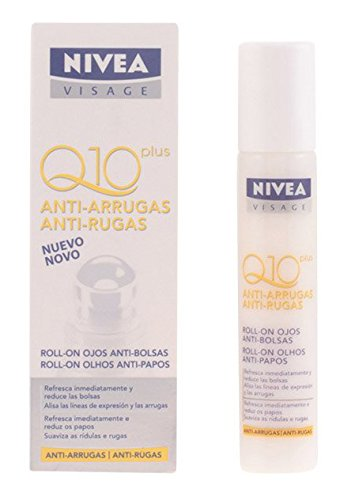 Nivea Visage Q10 Plus Under Eye Roll On - Anti Bags & Ant...