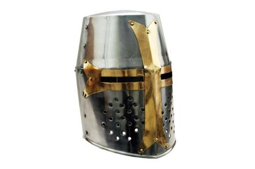 Thor Instruments. Co Brass Crusader Helmet THORINSTRUMENTS U324