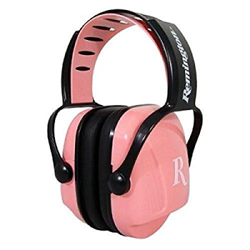 NEW RADIANS MP-22 REMINGTON Pink Ear muffs Shooting Hearing Protection NRR 22 MP22C