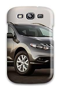 New Nissan Murano 45636456 Tpu Case Cover, Anti-scratch TkgmJVV5850wuBPu Phone Case For Galaxy S3