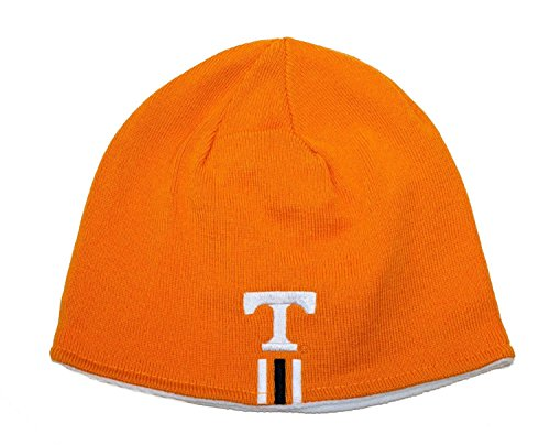 Adidas Embroidered Beanie - adidas Tennessee Volunteers Reversible Embroidered Knit Beanie Cuffless Hat