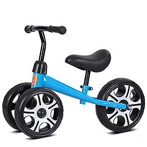 YUMEIGE Bicicletas sin Pedales Bicicletas sin Pedales Marco ...