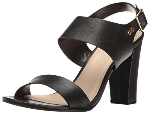 Cole Haan Women's Octavia Sandal Ii Dress, Black, 8.5 B US (Sandals Haan Black Cole)