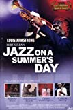 Bert Stern's JAZZ ON A SUMMER'S DAY (1959) Region 1,2,3,4,5,6 Compatible DVD. Starring Louis Armstrong, George Shearing, Mahalia Jackson, Thelonious Monk, Chuck Berry...