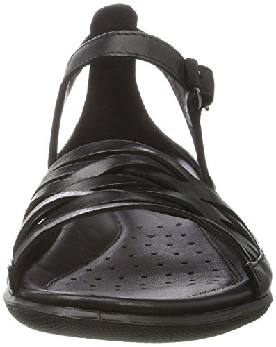 Women's Sandals 2001black ECCO Flash Black HCdvxqHwa