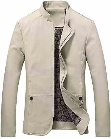 Black, Fencing Jacket 1501118 Laverapelle Mens Genuine Lambskin Leather Jacket