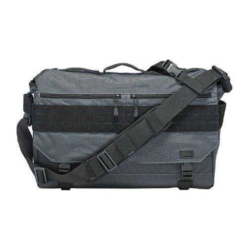 Commuter Portfolio - 5.11 RUSH Delivery XRAY Tactical Messenger Bag, Large, Style 56178, Double Tap