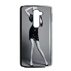 Custom Case Jessie J For LG G2 N5U9Q2070