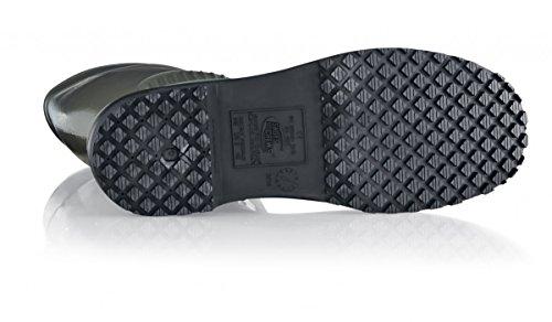 Shoes for Crews sécurité bottes en caoutchouc Guardian PVC S4–Unisexe Vert