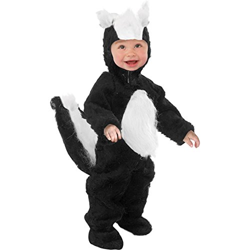 Fun Plus Boys Skunk Halloween Costume -
