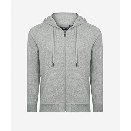 Zip Thru Hooded Sweatshirt - 5