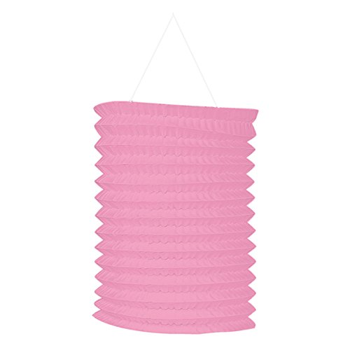 Accordion Style Paper Lantern Garlands Garland | Pink | Party Decor for $<!--$7.41-->