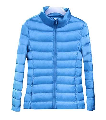 Gocgt Womens Packable Ultra Light Weight Short Down Jacket Coats 4
