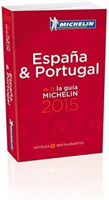 Guía Michelin 2015. España & Portugal (La Guida Rossa): Vv.Aa.: Amazon.es: Belleza