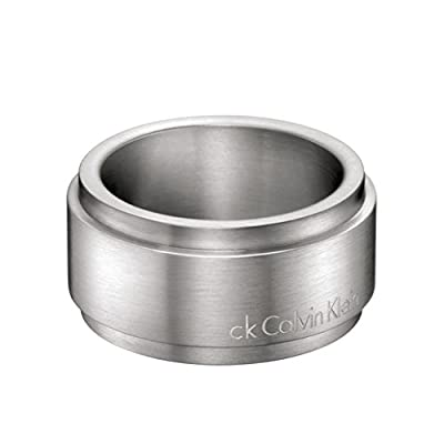 Calvin Klein Jewelry Strong Men's Ring KJ49AR010112