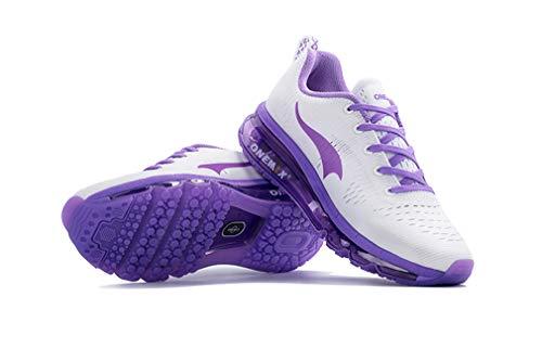 Y competición de Zapatillas de Unisex Adultos OneMix Dilize Running Blanco Azul wXPIxTqzW