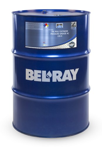 Bel-Ray 44500 High Temperature Anti-Seize Compound, Grade NLGI 1, Brush Top Can (Case of 12) by Bel-Ray