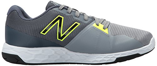 New Balance Herren 713v3 Fresh Foam Trainingsschuh Silbermetallic