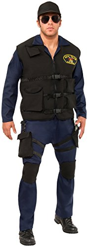 Adult Army Costumes (Rubie's Costume Co Men's Seal Team 1 Costume, Multi, Standard)